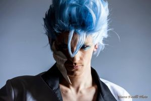 Grimmjow half-light by BadAssCosplay