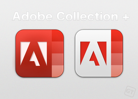 Adobe Flurry Icon Collection + by geoturk