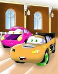 LadyBee and MetaBee Cars by LadyBee-Moy