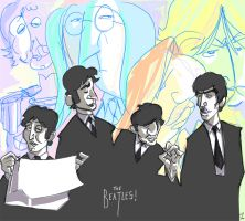 The Fab Four by tradersluck