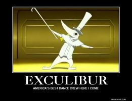 SOUL EATER-Exculibur Dance by DeathTheKid118