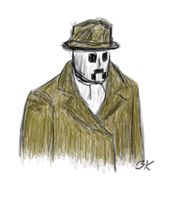Rorschach Creeper by 3K-more