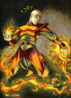 Fire Nation Prince by Krimzon-1