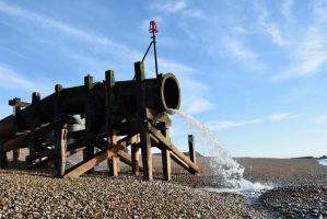 DSC 0477 Outfall Pipe 5 by wintersmagicstock
