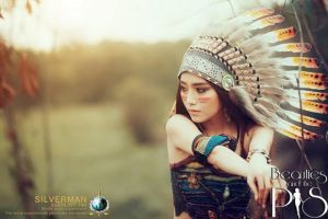 Indian beauty by demon1582