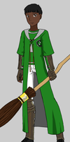 James Blackstone as a Quidditch player by Dorothy64116