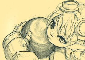 League of Legends: Tristana by kaiyuan