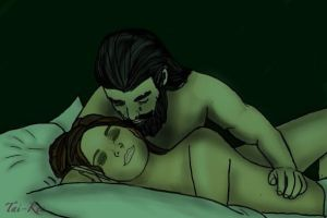 Blackwall: It would only hurt more if I stayed. by Tai-kee