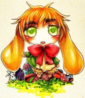 Hetalia:Easter Bunny by Z0Chan