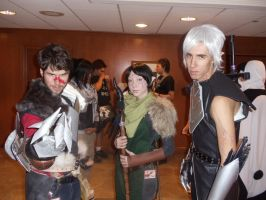 Dragon Age 2 by LuxiotheEchidna
