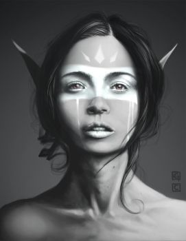 Elf by GonzaloCumini