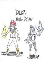 Dux Team Pseudo Tryout by Redcavalier