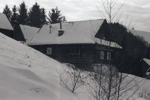 Old cottage by PaperRoman