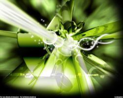 Stop the Pain -- green v2 by met4m0rphosis