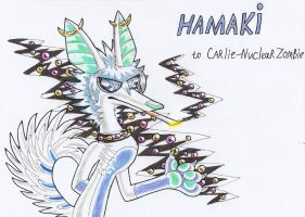 Hamaki and my style by Grox-12