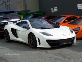 Mclaren 12C Revozport Front Right by SeanTheCarSpotter
