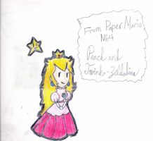 Peach And Twink by Zeldalina
