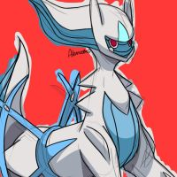 Arceus by skeletall