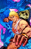 HE-MAN by FelipeSmith