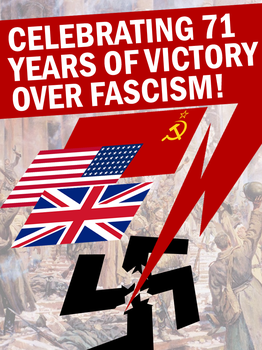71 Years of Victory by Party9999999