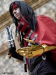 Vincent Valentine - FINAL FANTASY VII: AC by ExionYukoCosplay