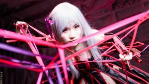 Fate/Stay Night (Heaven's Feel): Dark Sakura Matou by morganajara