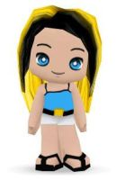 Mini Buddy Hayle by SinLikeUMeanIt