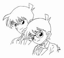 Detective Conan by hermione72141