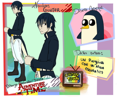 Ficha cartoon town Gunter by Irumi69