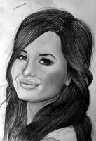 Demi Lovato by siinned101