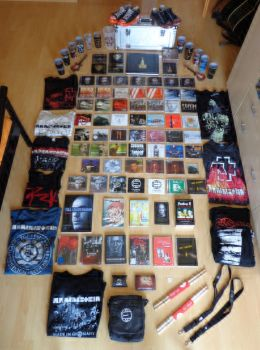 My Rammstein Collection - Part 2 (updated) by rzkdoom94
