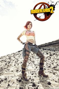 BORDERLANDS -2- by Vera-Chimera