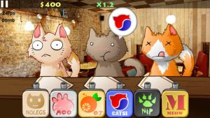 Cat Cafe Screenshot by KupoGames