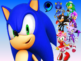 Sonic the Hedgehog: SPEED TYPE by 9029561