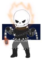 Ghost Rider by CuddlyCapes