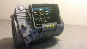 Functioning Pipboy 3000 by SMG-73