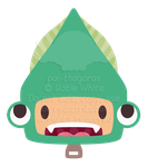 DaD - 033 Squid Hat by pai-thagoras