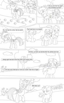 (Draft) A Second Chance: Fimfic Comic - Page 4 by DarkofSTP