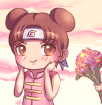 Tenten (Happy Birthday!) by zightie