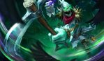 League of Legends: Fiddlesticks by AnastasiaReddress