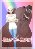 Bear Vs Baker by Newsbert
