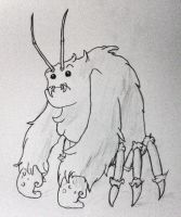 Crab Yeti by PaultheMediocre
