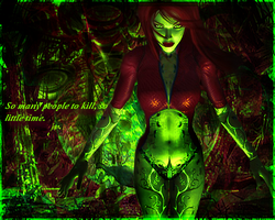 Poison Ivy by Chanse122