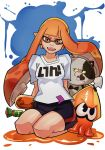Splatoon by SplashBrush