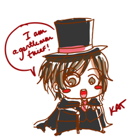 Be My Princess: Gentleman thief by fortykoubuns