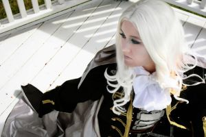 Alucard By Celestial Shadow by nwcosplay
