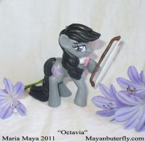 Octavia Custom My Little Pony by mayanbutterfly