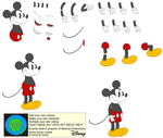 Character Builder-Mickey Mouse by Kphoria