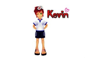 Kevin bio by sophloulou