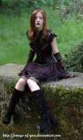 Sweet Dark Lolita by Image-of-You